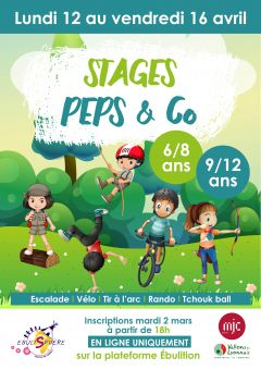 Stages Peps & Co