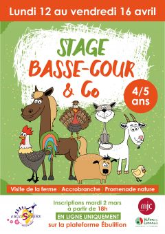 Stage Basse-cour & Co