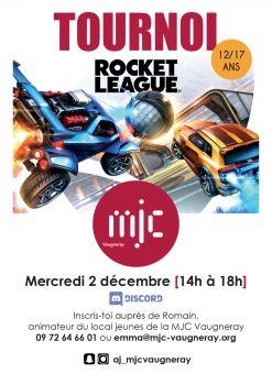 Tournoi Rocket League