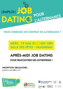 Après-midi Job Dating